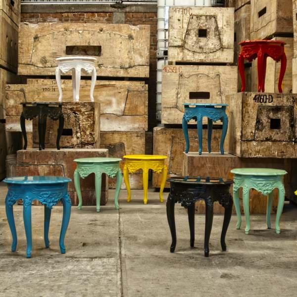 Lofty Anna Side Table - Blue by Polart