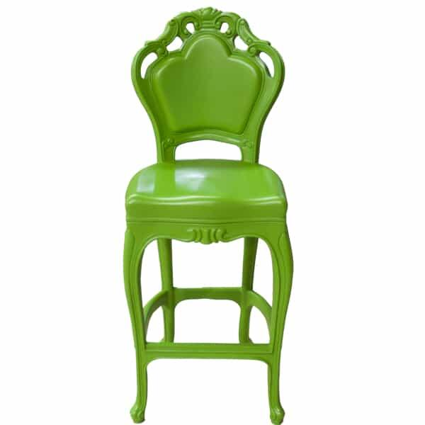Mad Hatter Bar Stool by Polart