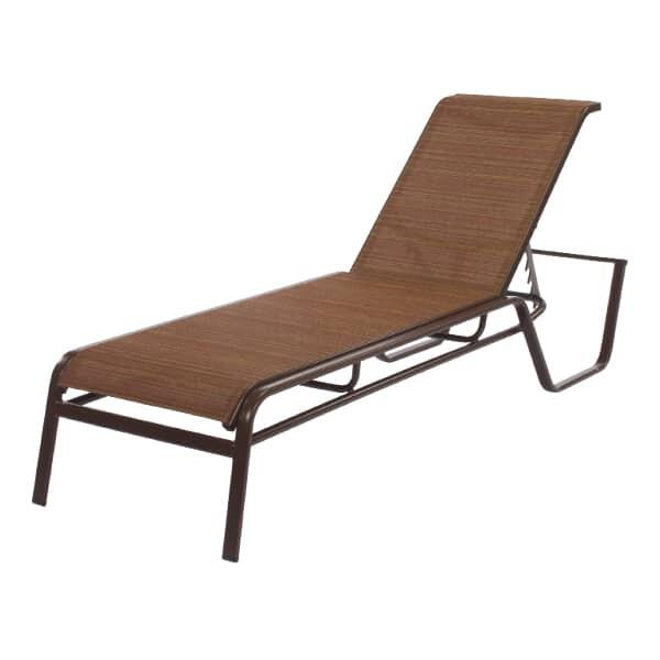 Monterey Sling Chaise Lounge by Windward