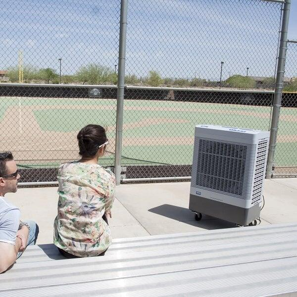 1600 sq.ft. Outdoor Air Conditioner by Hessaire