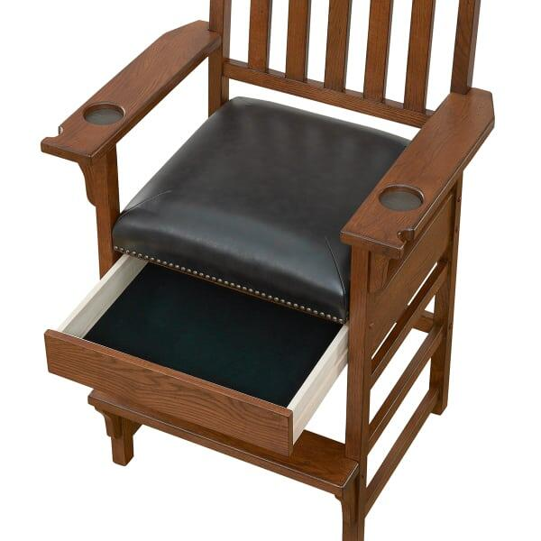 King Spectator Chair by American Heritage