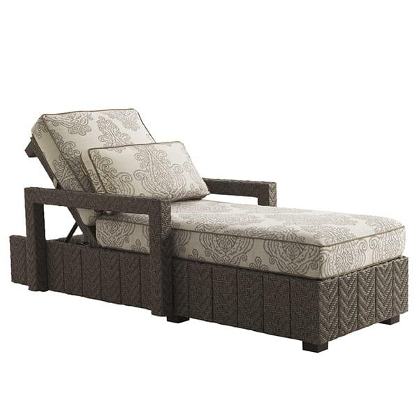 Blue Olive Chaise Lounge by Tommy Bahama