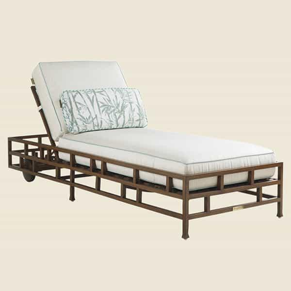 Ocean Club Resort Chaise Lounge by Tommy Bahama