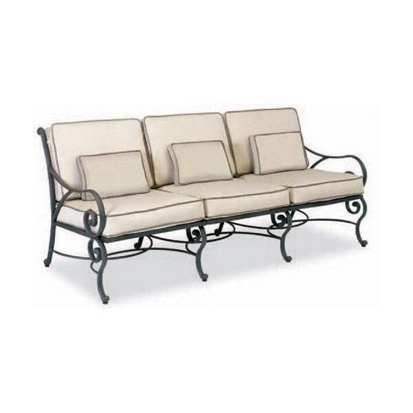 ... Extra Large Cushioned Thick Deep Seating Set ...