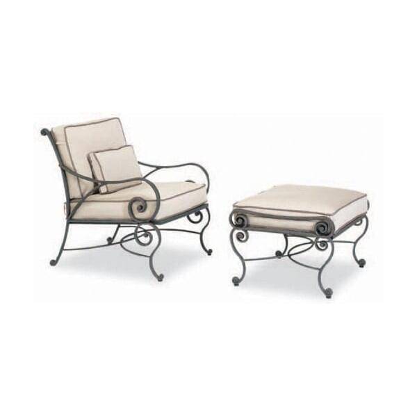 Extra Large Cushioned Thick Deep Seating Set