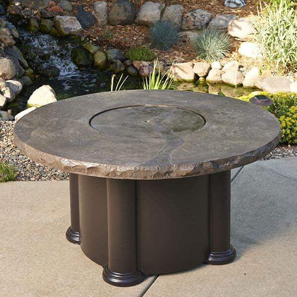 Colonial Fire Pit Table - Chat by Outdoor GreatRoom