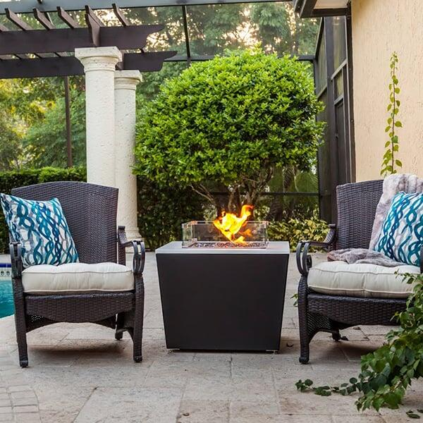 Phoenix Fire Pit Table by Firetainment