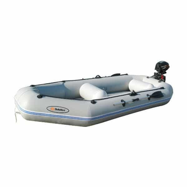 Quest IB 11' 4'' Inflatable Boat by Solstice