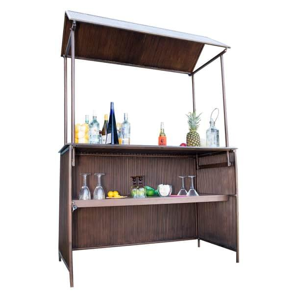 Tiki Bar with Canopy by Panama Jack