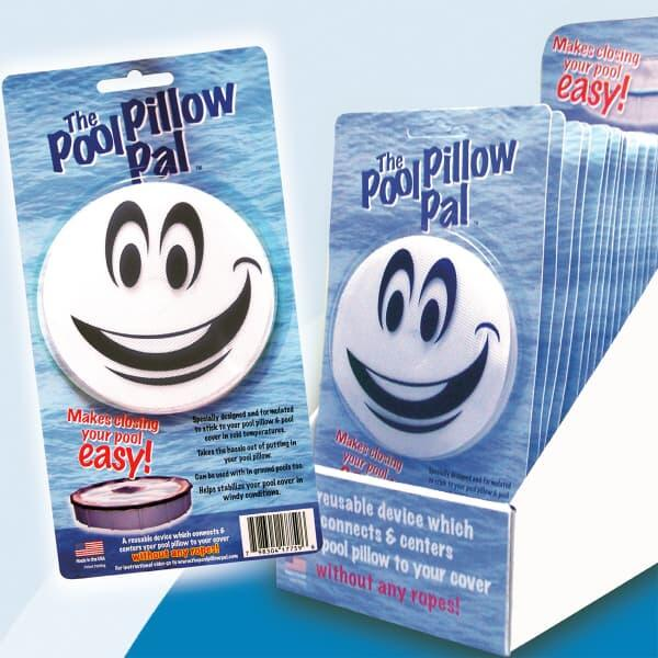 The Pool Pillow Pal by Family Leisure