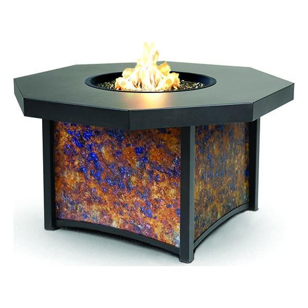 Lunar Fusion Fire Pit Table by Homecrest