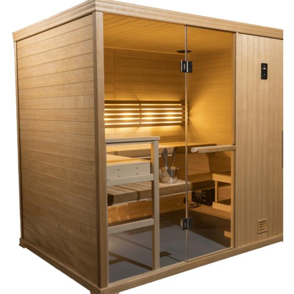 HM57 Sauna by Finnleo