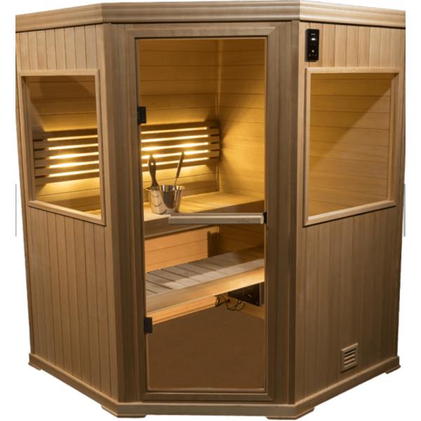 HM55C Sauna by Finnleo