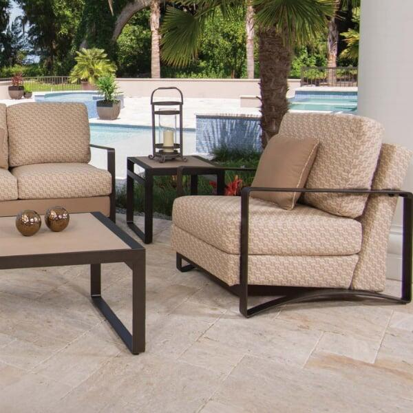 Dover Upholstered Deep Seating by Ebel