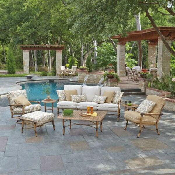 Glade Isle Deep Seating by Woodard