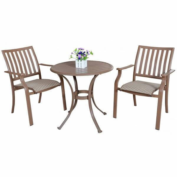 Island Breeze 3-PC Balcony Set by Panama Jack