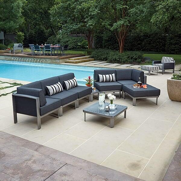 Metropolis Sectional by Woodard