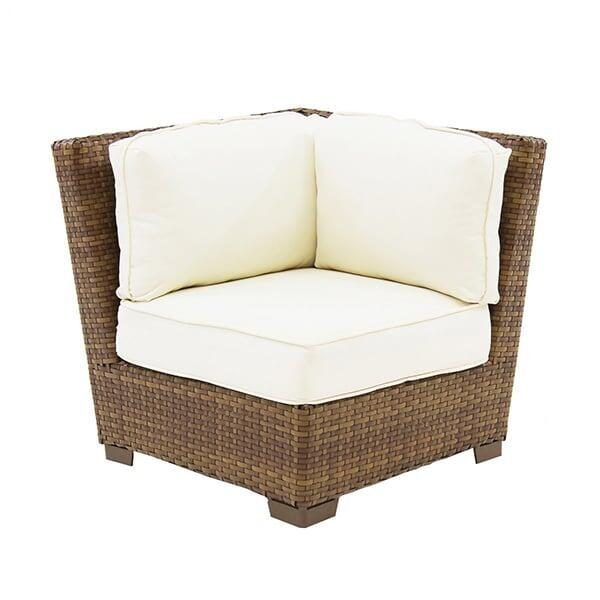 St. Barths Modular Corner Chair with Cushions by Panama Jack