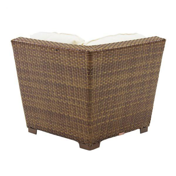 St. Barths Modular Corner Chair with Cushions by Panama Jack