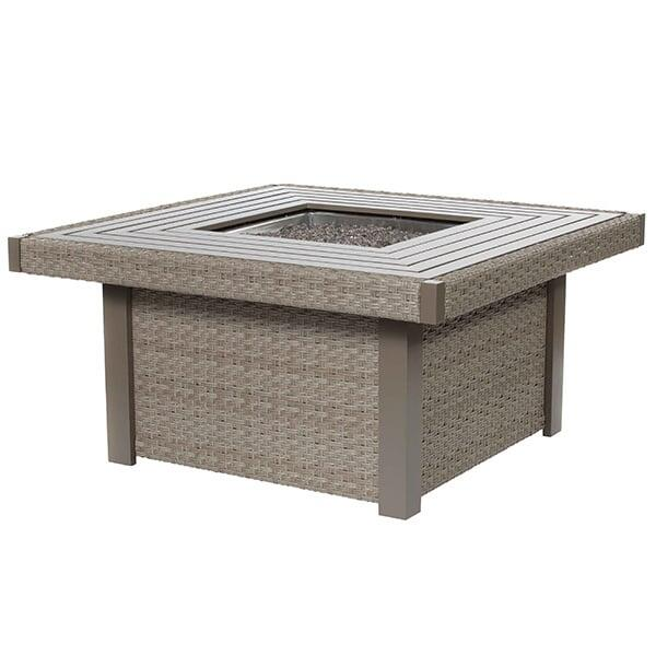 Dover Square Fire Pit Table by Ebel