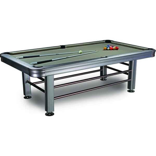 8' Outdoor Pool Table by Imperial