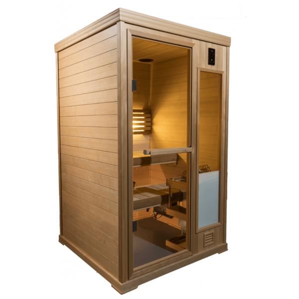 HM44 Sauna by Finnleo