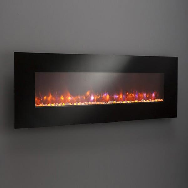 Wall Mount electric fireplace by Outdoor GreatRoom