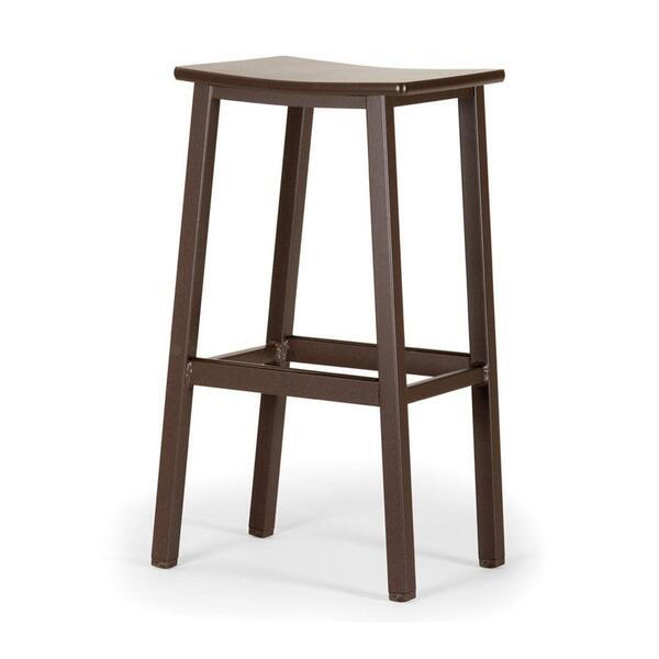 Telescope Casual Avant MGP Aluminum Backless Bar Stool