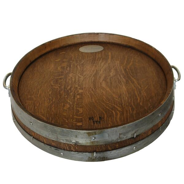 wood stave tray