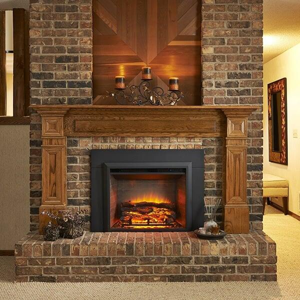 Electric Fireplace Insert by Outdoor GreatRoom