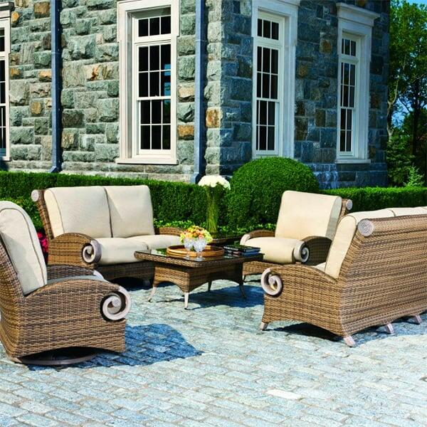 Grand Manor Deep Seating by Cast Classic