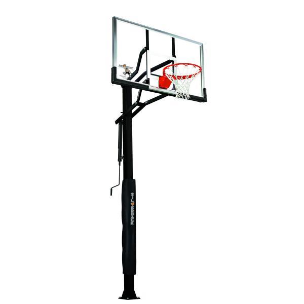 SB60 Silverback Goalrilla Basketball Goal