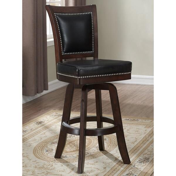 Parker Bar Height Stool by American Heritage