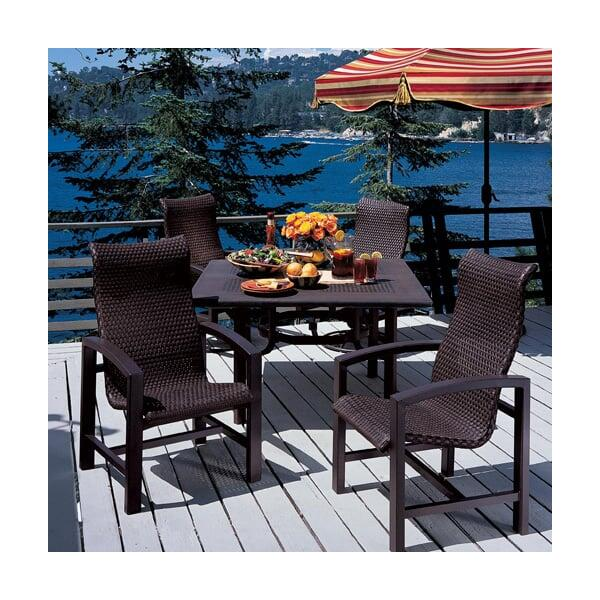 Lakeside Woven   Dining By Tropitone