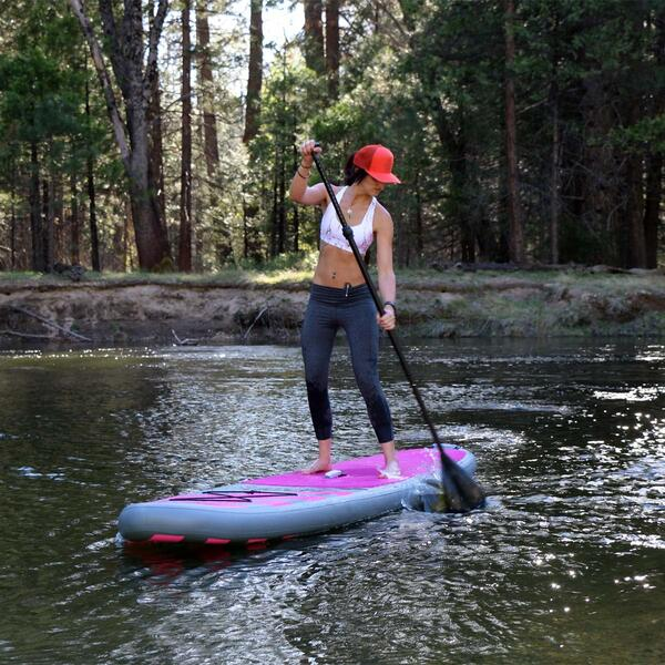 11' POP Inflatable SUP Girl