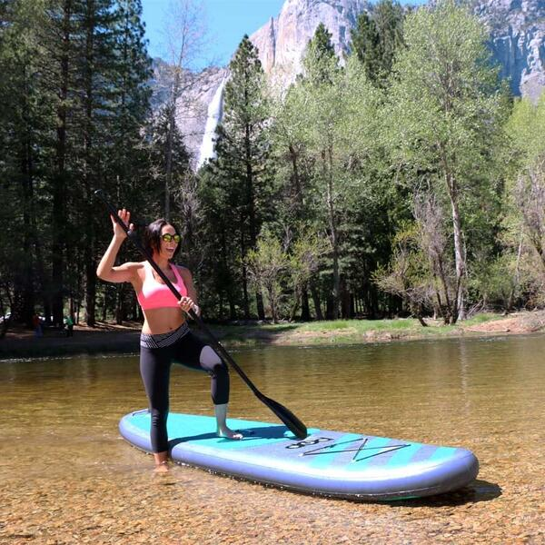 11' POP Inflatable SUP River