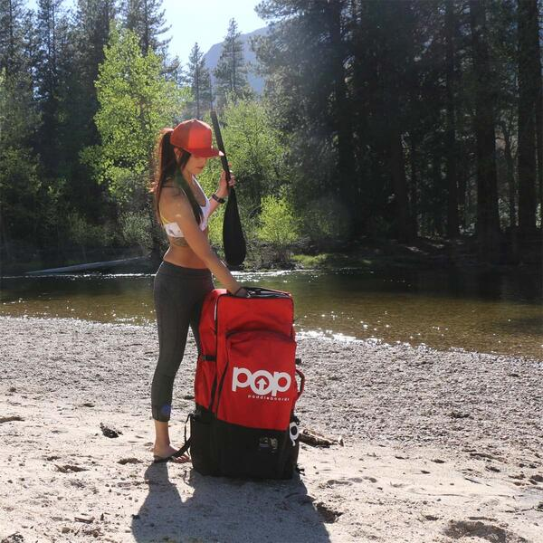 Preparing Your POP UP Inflatable Paddleboard