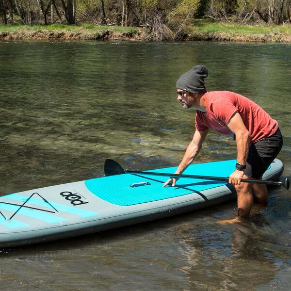 11' Inflatable River Ready SUP by POP