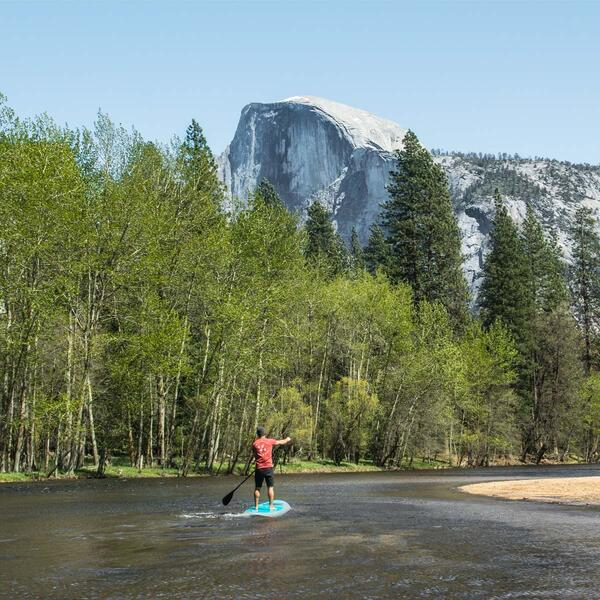 Back Country Riding Inflatable SUP