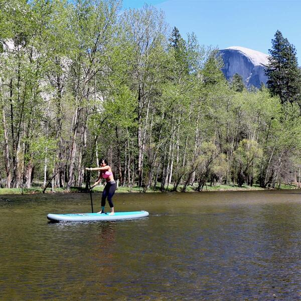 POP 11' Inflatable Yosemite Valley