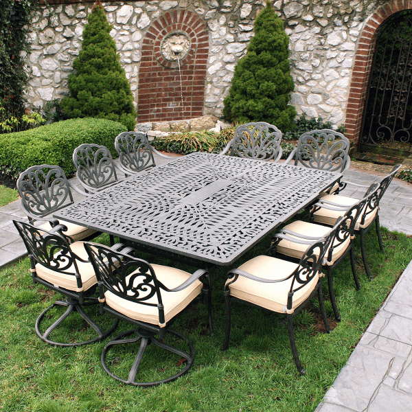 San Marino Dining by Veranda Classics