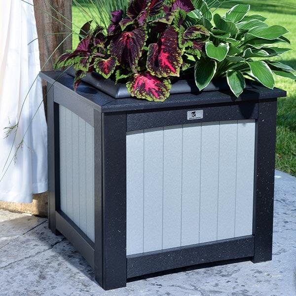 22'' Square Planter by Berlin Gardens