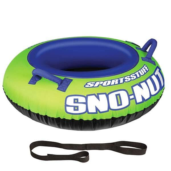 Snow-Nut Inflatable Snow Sled by SportsStuff