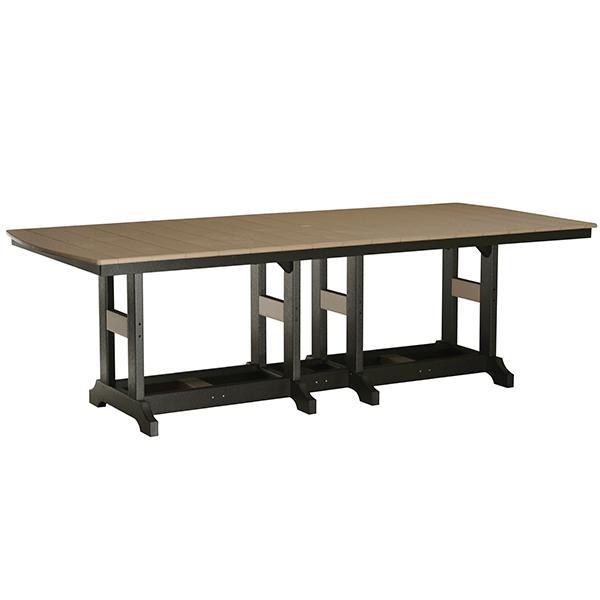 Garden Classic 44'' x 96'' Rectangle Table