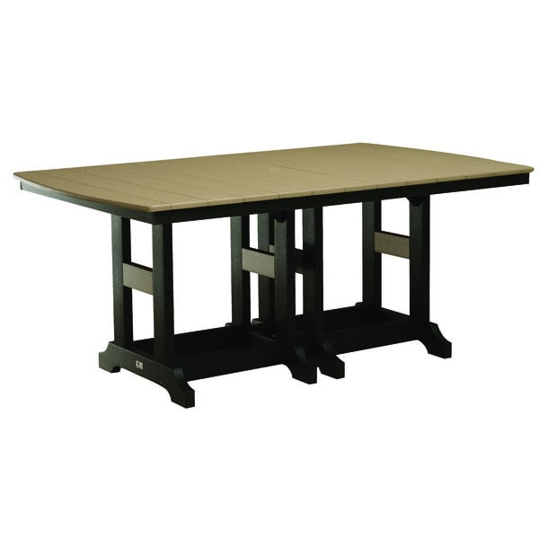 Garden Classic 44'' x 72'' Rectangle Table