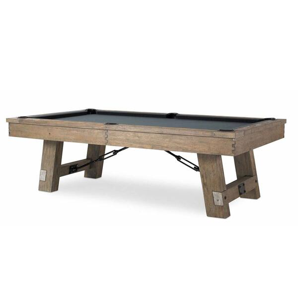The Isaac Pool Table by Plank & Hide