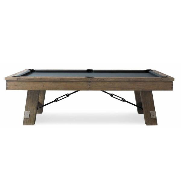 Isaac Pool Table Side View
