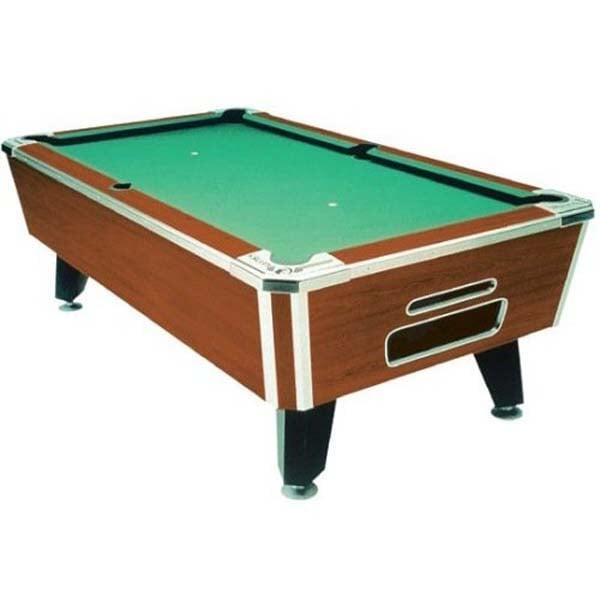 Tiger Pool Table by Valley