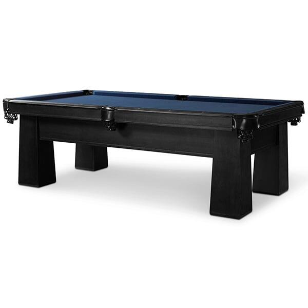 The Carnagie Pool Table by Plank & Hide