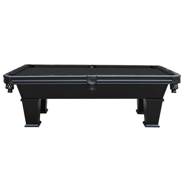 Parsons Pool Table Black Cloth
